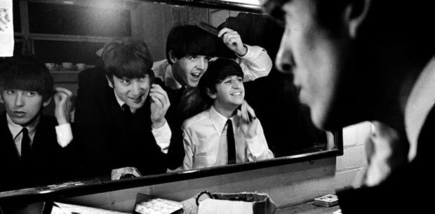 The Beatles - COVENTRY THEATRE, COVENTRY. NOVEMBER 1963 Copyright Apple Corps