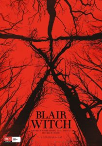 Blair Witch (2016) poster - Australia (Roadshow Films)