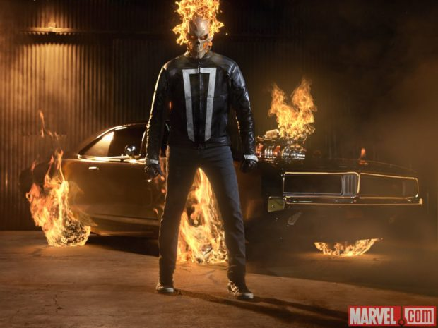 Agents of S.H.I.E.L.D. - Season 4: Ghost Rider (Gabriel Luna)