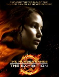 The Hunger Games: The Exhibition poster