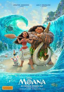 Moana - Final payoff poster (Disney Australia)