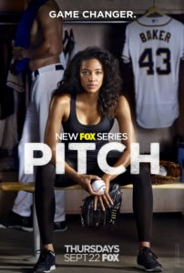 Pitch (Fox) poster - Season 1