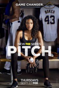 Pitch (Fox) poster - Season 1