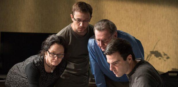 Snowden - Cast