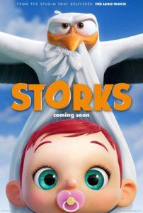 Storks - Film poster