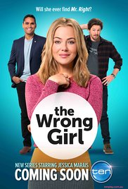 The Wrong Girl - poster