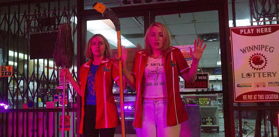 Yoga Hosers - Lily-Rose Depp, Harley Quinn Smith