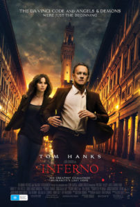 Inferno poster - Australia