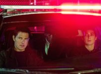 Jack Reacher : Never Go Back - Tom Cruise and Cobie Smulders