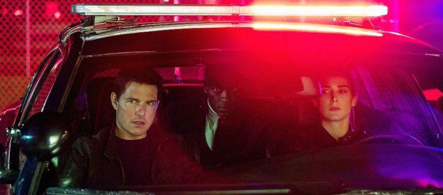 Jack Reacher : Never Go Back - Tom Cruise and Cobie Smulders