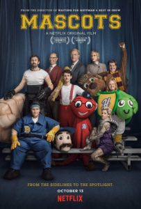 Mascots poster (Netflix)