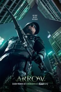 Arrow Season 5 poster