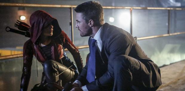 Arrow Season 5 Episode 1 - Legacy