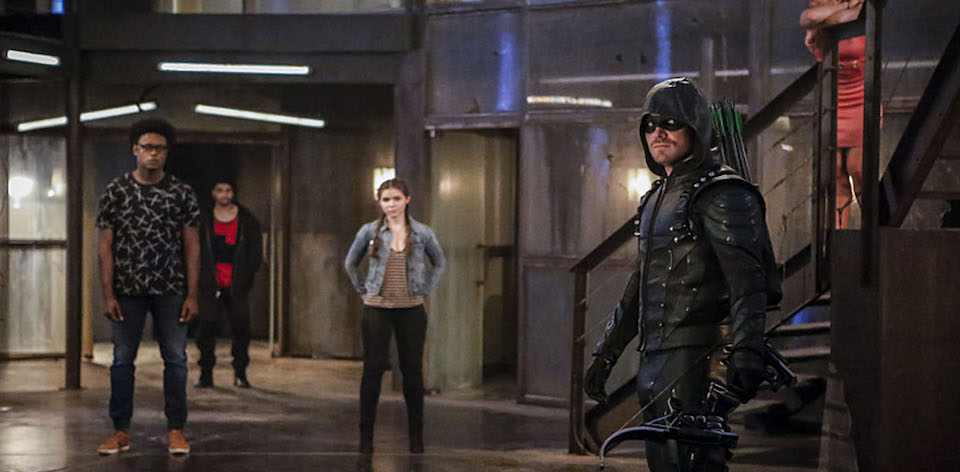 Arrow Season 5 Episode 2 - The Recruits