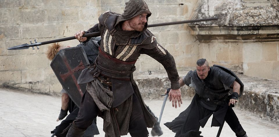 Assassin's Creed (Michael Fassbender)