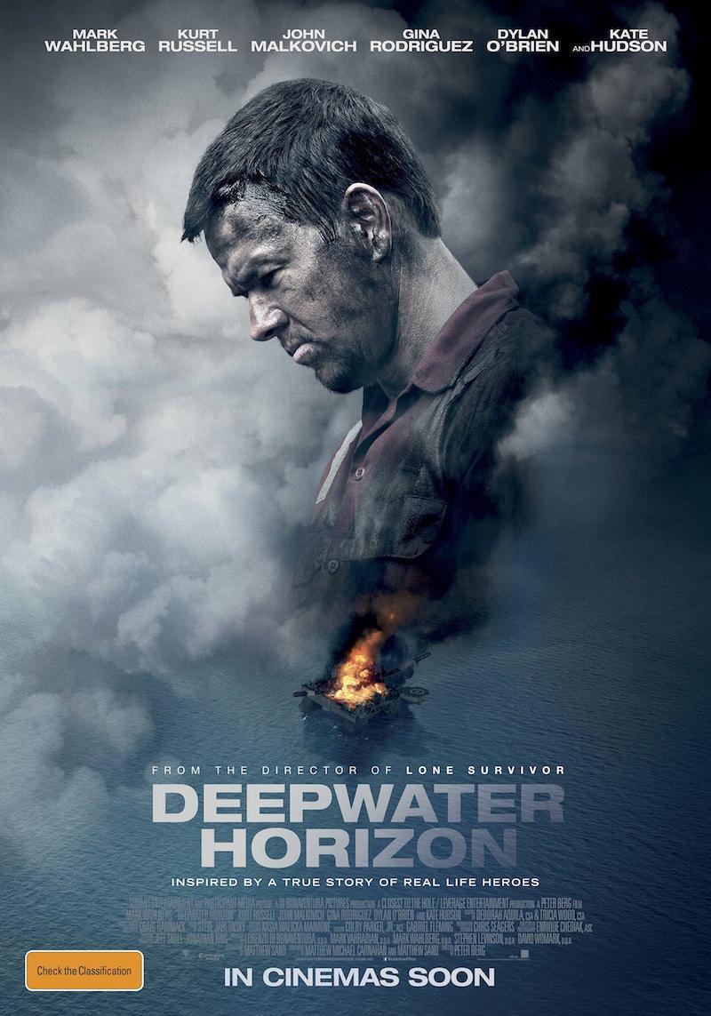 Review: Deepwater Horizon – The Reel Bits