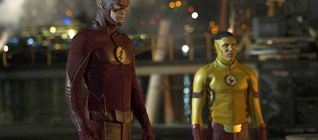 The Flash Season 3 - Flashpoint