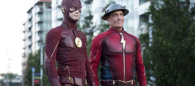The Flash Season 3 - Paradox