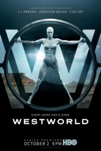 Westworld (HBO) poster