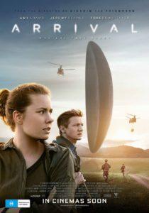 Arrival - poster (Australia)