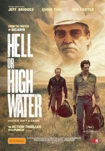 Hell or High Water poster (Australia - Madman)