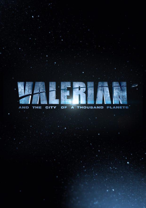 Valerian teaser poster