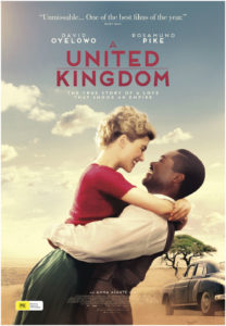 A United Kingdom poster (Australia)