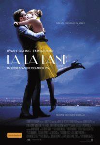 La La Land poster - Australia (eOne)