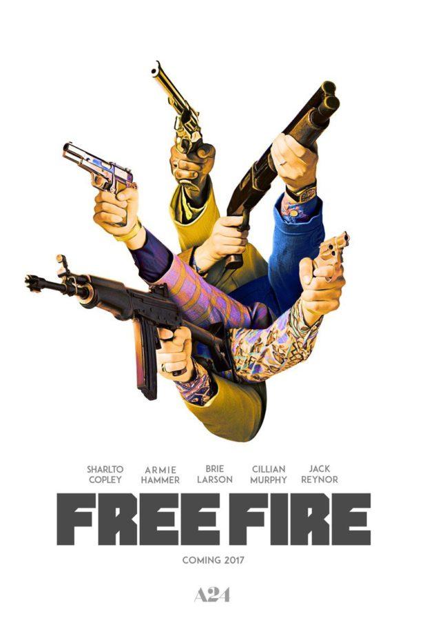 Free Fire - Designer: BOND