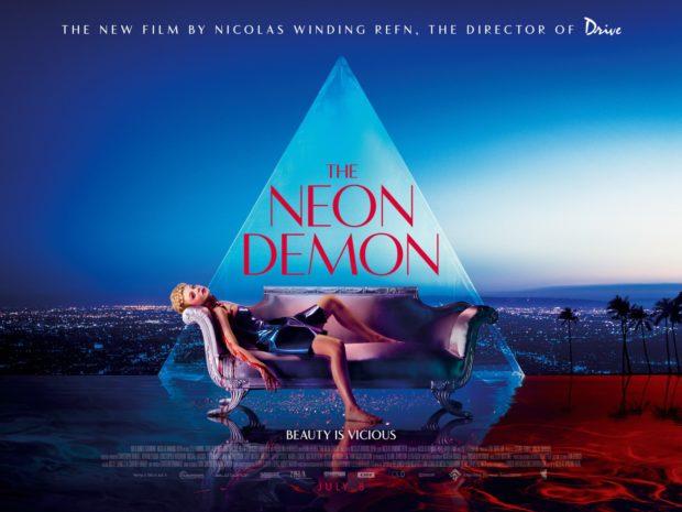 Neon Demon poster - Designer: AllCity