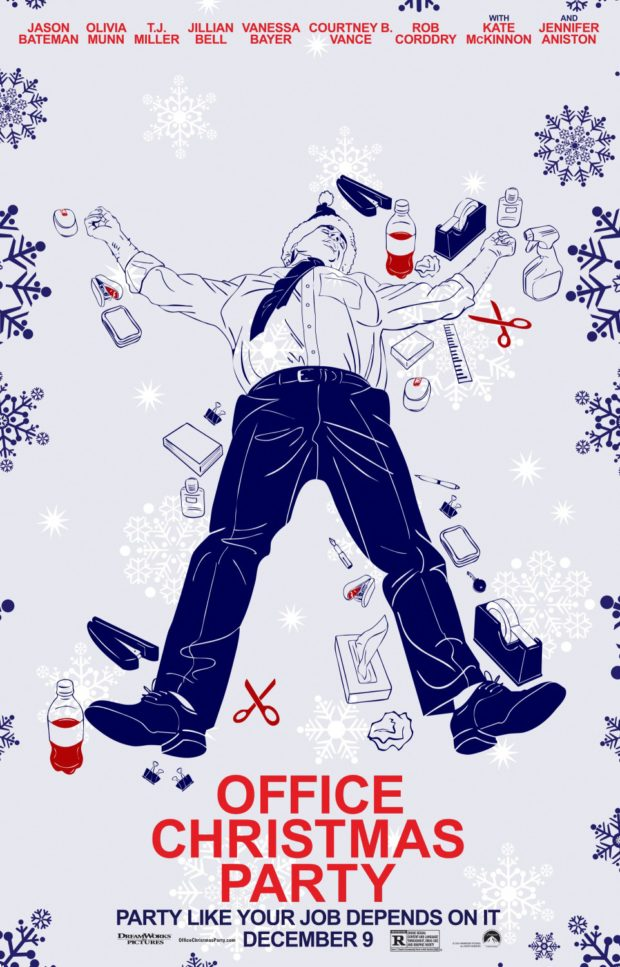 Office Christmas Party - Designer: BLT Communications, LLC