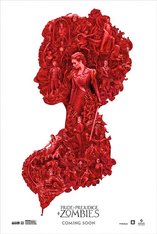 Pride and Prejudice and Zombies - Designer: Ignition