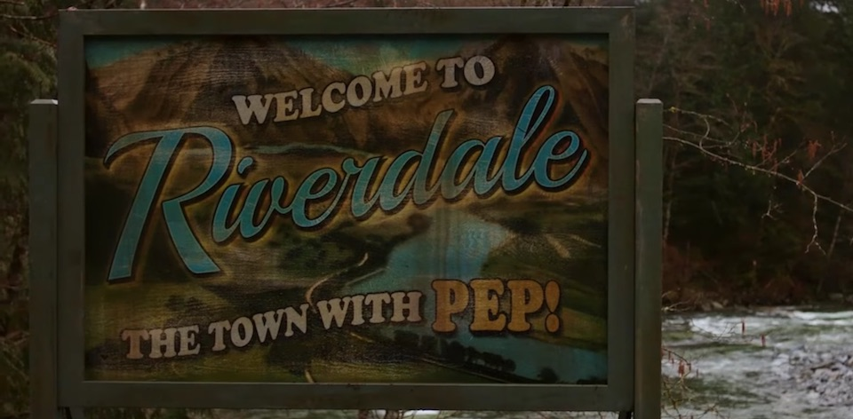 Riverdale - A Town with Pep