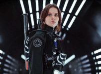 Rogue One (Felicity Jones)