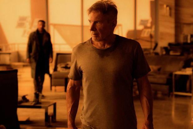 Blade Runner 2049 - Harrison Ford
