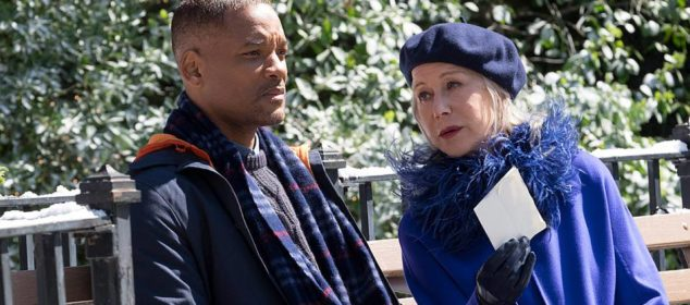 Collateral Beauty - Will Smith and Helen Mirren
