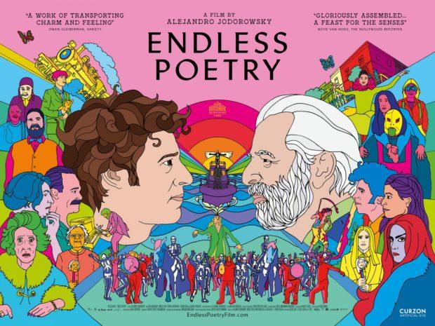 Endless Poetry - Designer: Andrew Bannister (UK)