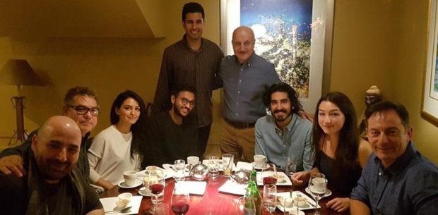 Hotel Mumbai cast