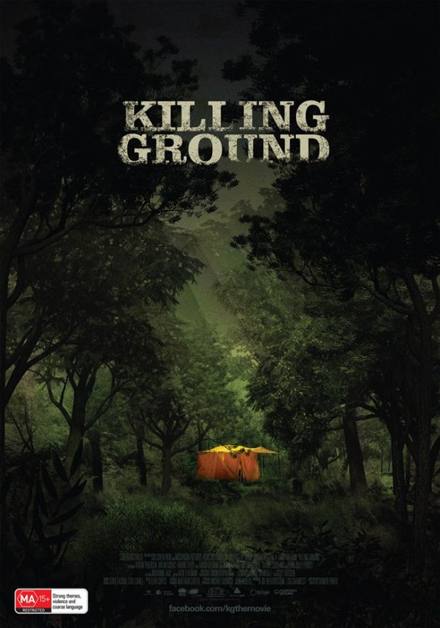 Killing Ground - Designer: Jeremy Saunders