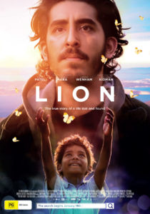 Lion poster (Transmission - Australia)
