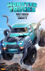Monster Trucks poster (Australia)
