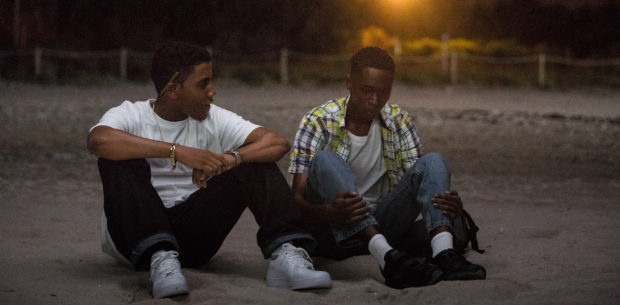 Moonlight - Ashton Sanders and Jharrel Jerome