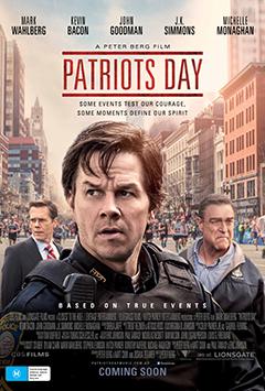 Patriots Day - poster (Australia)