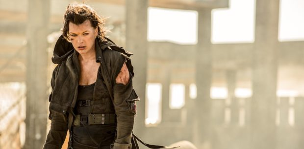 Milla Jovovich stars in Screen Gems' RESIDENT EVIL: THE FINAL CHAPTER.Milla Jovovich stars in Screen Gems' RESIDENT EVIL: THE FINAL CHAPTER.