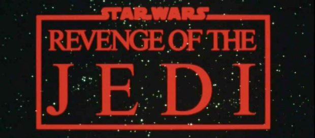 Revenge of the Jedi logo