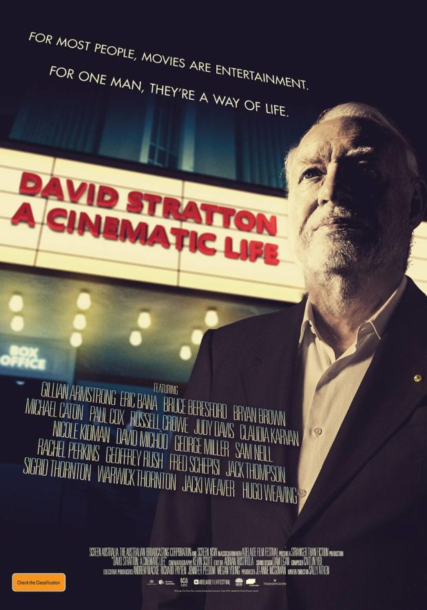 David Stratton: A Cinematic Life poster