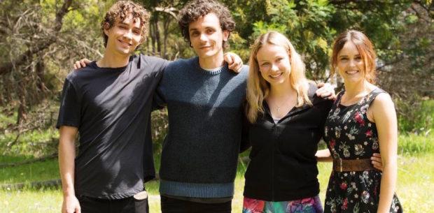 Three Summers (2017) - Cast