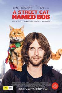 A Streetcat Named Bob (Australian poster - Sony)