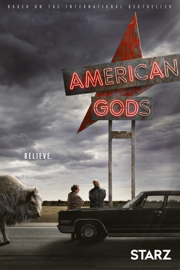 American Gods - Designer: BOND
