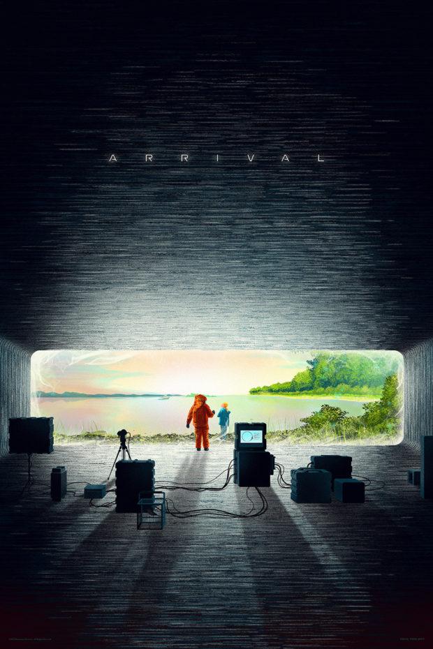 Arrival - Designer: Kevin Tong